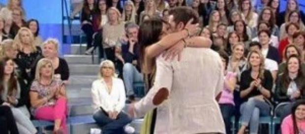 Uomini e donne news, Luca Viganò e Luce Barucchi