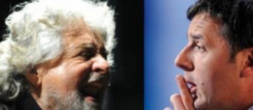 Scandali Mose ed Expo, Grillo attacca Matteo Renzi