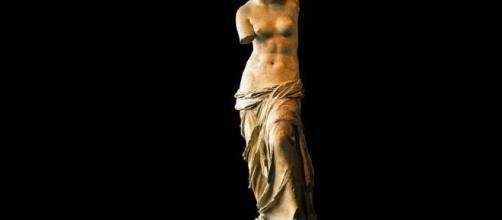 Photographie de la Venus de Milo