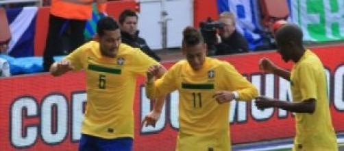 Brasile-Croazia in tv e streaming