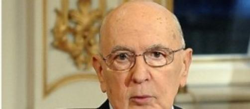 Giorgio Napolitano Presidente della Repubblica
