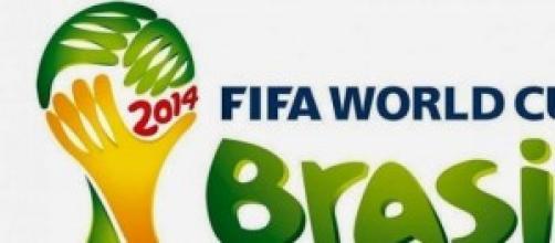 Il 'logo' di Brasile 2014