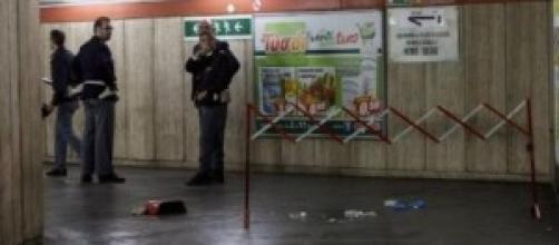 Roma, 23:30 tentato borseggio muore un Romeno