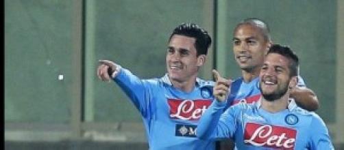 Callejon e Mertens, l'anno scorso 26 gol in due