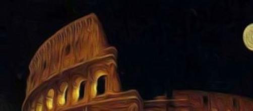 """Un Colosseo """"ritoccato"""" che invita ad esplorarlo"""