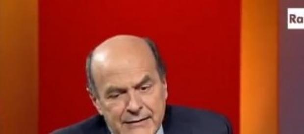 Pierluigi Bersani commemora Enrico Berlinguer