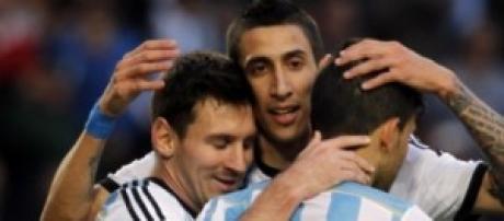 Argentina-Svizzera 1 luglio ore 18:00