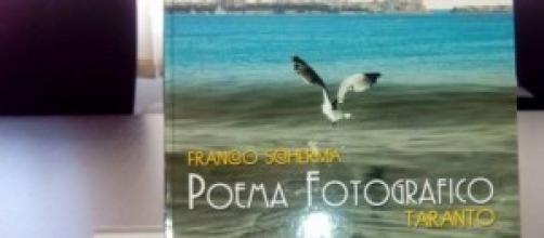 Copertina di Poema Fotografico di Franco Scherma