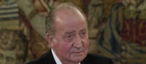 """Juan Carlos I """"el aforado"""", antiguo Rey de España"""