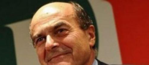 Pier Luigi Bersani già Segretario Pd