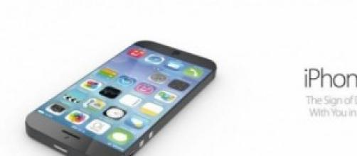 Una delle tante immagini del probabile iPhone 6