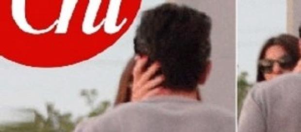 Buffon-D'Amico, foto del loro primo bacio ('Chi')