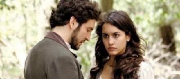 Pepa confida di essere incinta di Tristan.