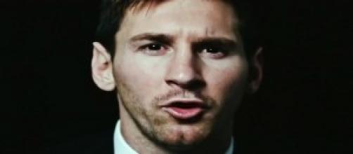Leo Messi e l'Argentina in finale