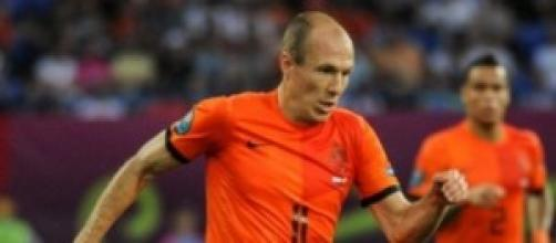 Arjen Robben, fuoriclasse dell'Olanda