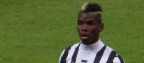 Paul Pogba centrocampista della Juve