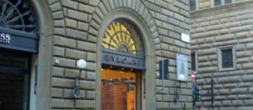 Svaligiato negozio Bulgari a Roma