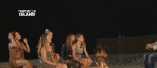 temptation island, news terza puntata 17 luglio