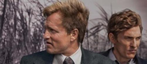 McConaughey y Harrelson en True detective