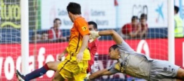 Andrés Fernández próximo fichade del Getafe