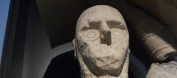 Mont'e Prama, Cabras: ritrovato nuovo gigante