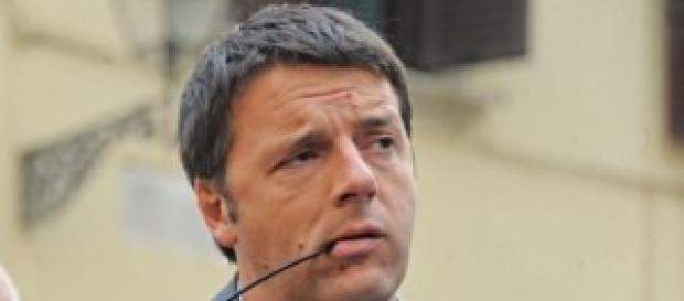Parodia di Renzi discorso in inglese sottotitolato