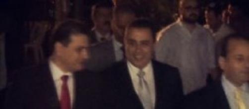 Le Chef du Gouvernement Tunisien au Festival