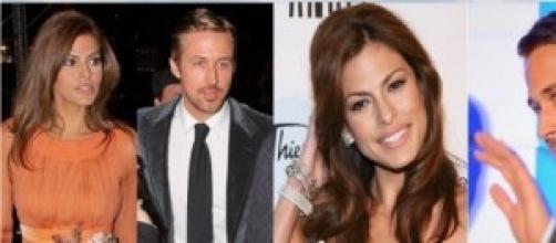 Ryan Gosling e Eva Mendes, coppia hot di Hollywood