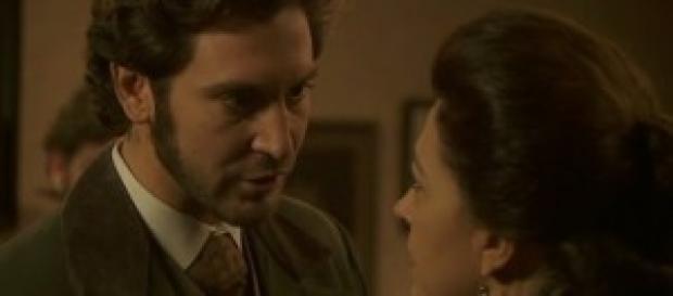 Francisca ha un piano contro Tristan e Pepa.