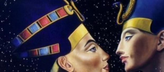 Nefertiti et Akhenaton, le couple maudit d'Egypte