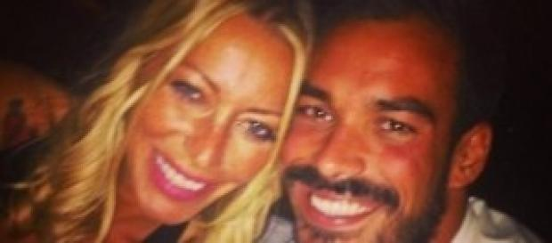 Voci di flirt tra Karina Cascella e Luca Marin