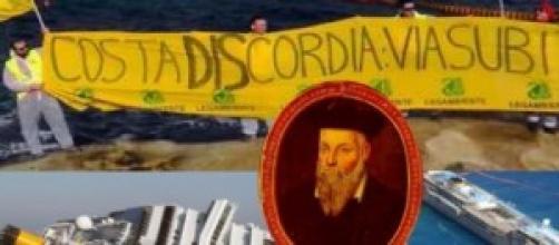 Nostradamus ha visto la Concordia?