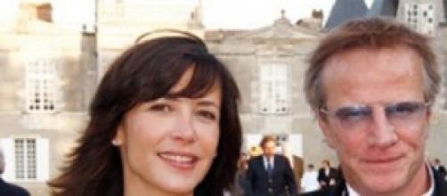 Sophie Marceau e Christopher Lambert, ex coppia