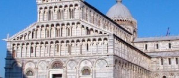 Particolare del Duomo di Pisa