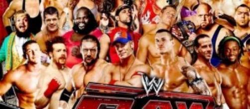 Gli incontri WWE di domenica 20 luglio.