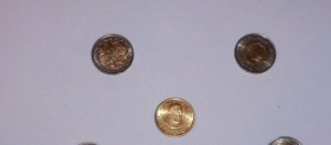 Certains euros sont plus rares que d'autres.