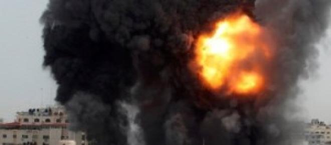 Εναέρια επίθεση στην Λωρίδα της Γάζας