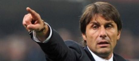 L'ex allenatore bianconero Antonio Conte