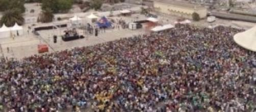 15.000 personas disfrutando del MMF en Valencia.