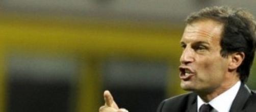 Max Allegri, il nuovo allenatore della Juventus