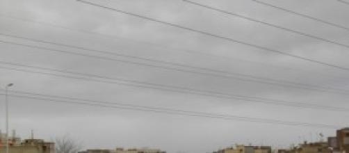 antenas de recepción de televisión