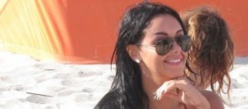 Nabilla Benattia, fidanzata di M'Vila