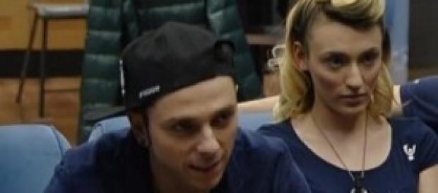 """Sara Mattei e Denny Lahome non sono più """"amici""""."""