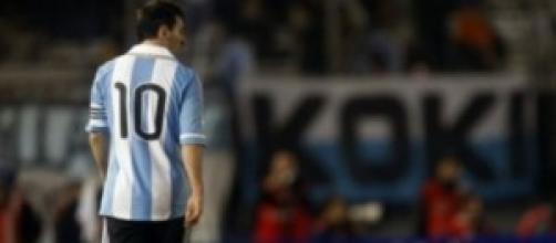 Argentina está segunda en el ranking FIFA.