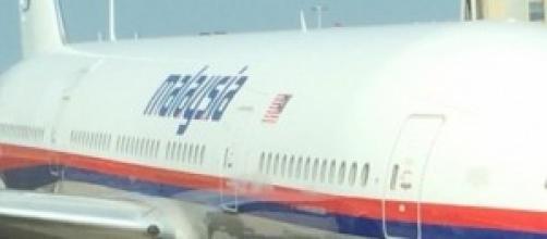 Le MH 17 photographié par une victime à son départ