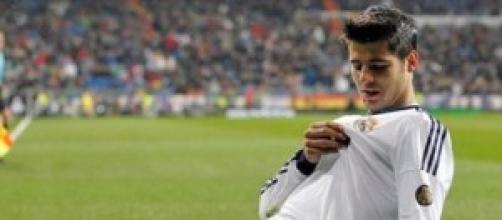 Morata, uno dei tre acquisti della Juventus