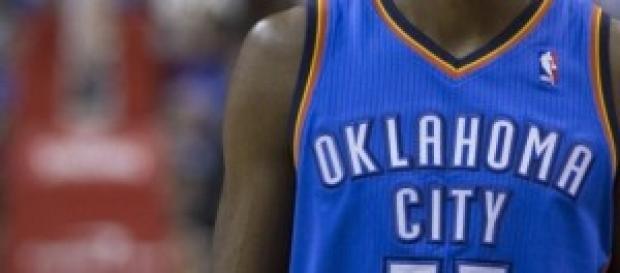 Kevin Durant, jugador de OKC