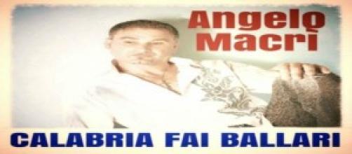 Il Cantautore Ligure Angelo Macrì
