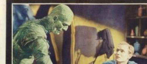 Uno de los carteles originales de la película.