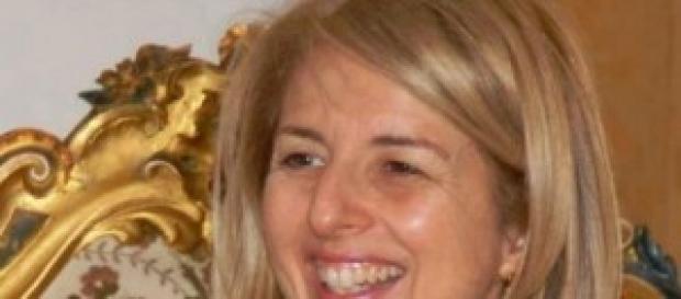 La deputata Donatella Ferranti (Pd)